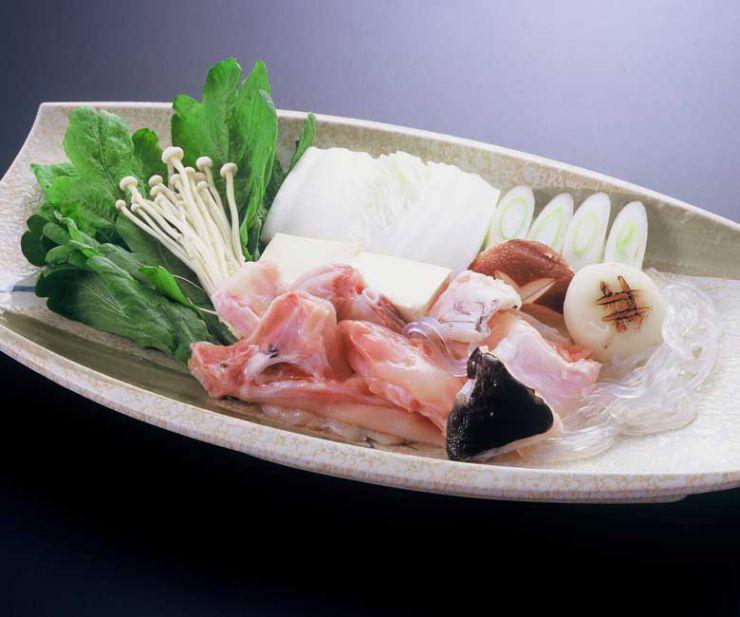 山口県 下関市のふぐの老舗 ふく処 喜多川 ふぐ一品料理 ふくちり