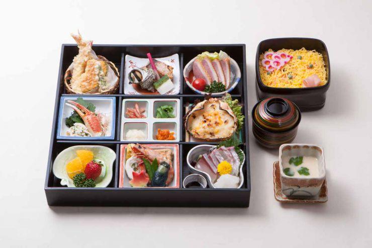 山口県 下関市の法事・法要料理 仕出し 会席 はまゆうの膳