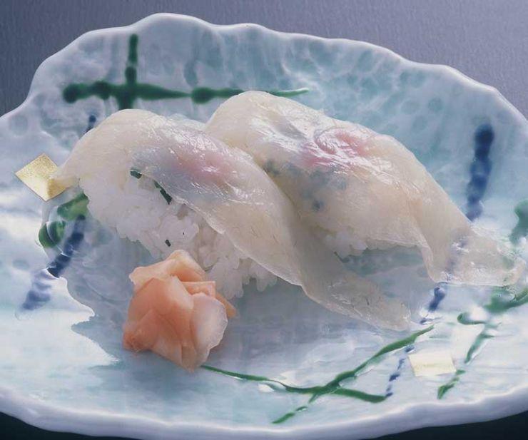 山口県 下関市のふぐの老舗 ふく処 喜多川 ふぐ一品料理 ふくにぎり